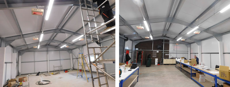 UK Tapes Electrical Installation