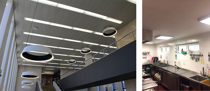 LED Lighting Installations
